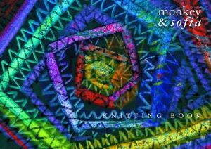 a simpler life el pocito books monkey and sofia knitting book