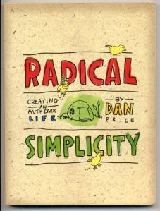 a simpler life el pocito books radical simplicity