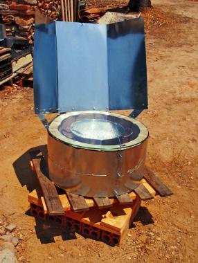 a simpler life el pocito solar water heater oven 08