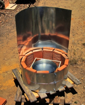 a simpler life el pocito solar water heater oven 18