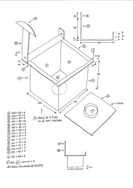 a simpler life el pocito drawing solar oven 02